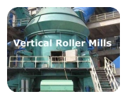 Vertical Roller Mills Manufacturers