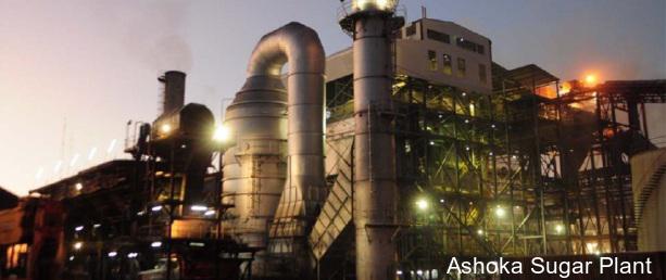Ashoka Sugar Plants Manufacturers Suppliers