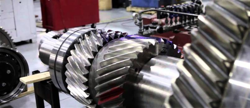 We Are The Biggest Industrial Gears Manufacturer, For Best Deals Contact Now!