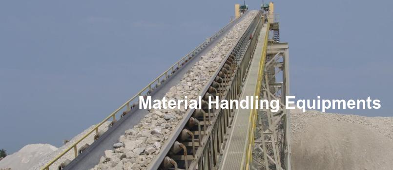 We Manufacture All Type Of Material Handling Equipments For Cement & Sugar Plants