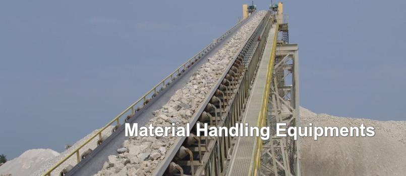 All Type Of Material Handling Equipments For Cement & Sugar Plant Industry
