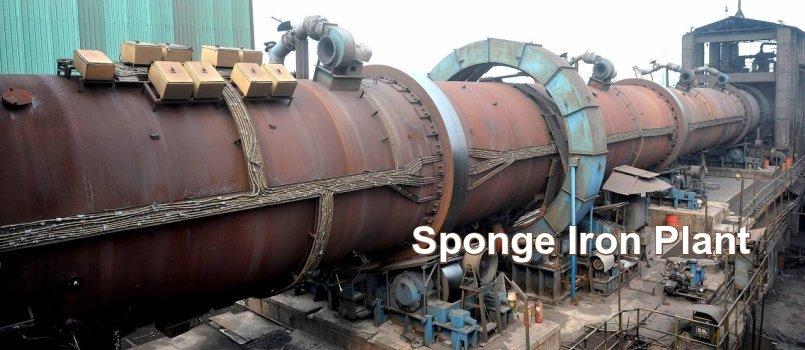 sponge-iron-plant-manufacturers